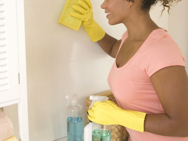 5 Things You Can Clean With Scrubbing Bubbles Brown