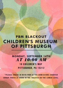 Brown Mamas Children's Museum Blackout @ Children's Museum Pittsburgh | Pittsburgh | Pennsylvania | United States
