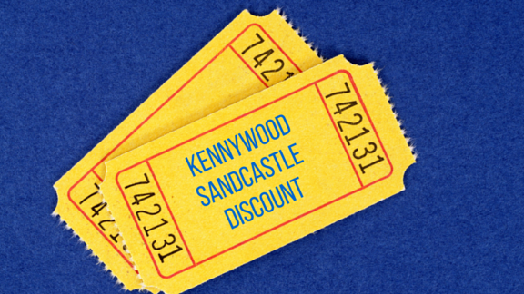Discount Tickets for Kennywood & Sandcastle