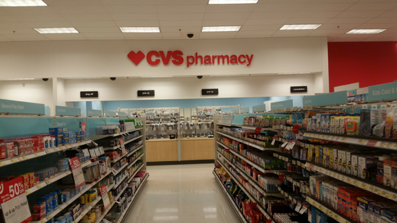 Two Stores in One: CVS Moves Into Target