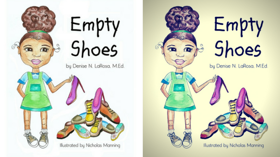 Book Review: Empty Shoes by Denise LaRosa